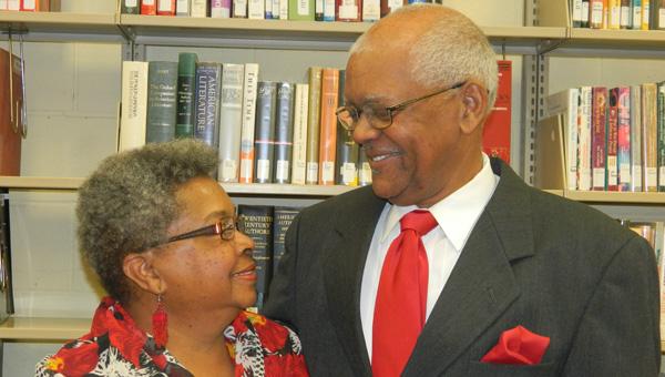 Shirley Burnham / The Prentiss Headlight —Dorothy & Otho Barnes, married 43 years.