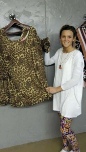 Shirley Burnham / —Kayla Polk has opened Sugar Bees Boutique, a women's fashion shop, on Hwy. 35 North in January to meet the fashion needs of the modern woman.