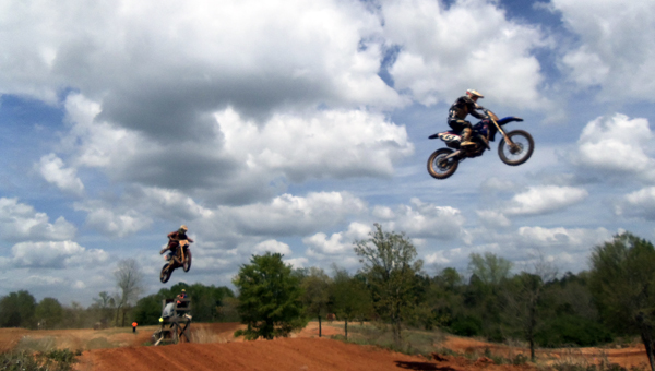 THE PRENTISS HEADLIGHT / Golden Pine Raceway hosted the Loretta Lynn South Central Area Qualifier race this past weekend under beautiful skies.