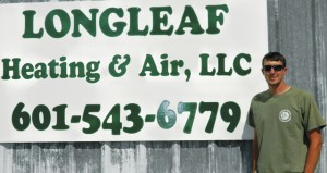 Business Feature Longleaf Heating and Air Conditioning 1 WEB
